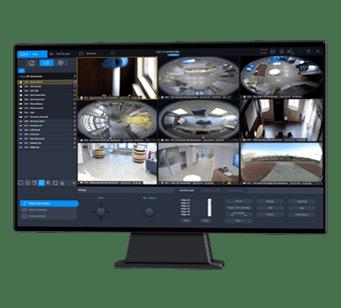 Solutions de management vidéo Pryntec