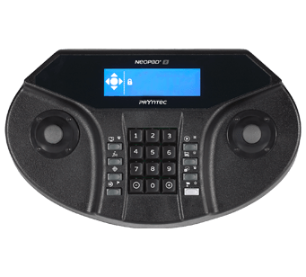 Neopad 2, La console de commande interactive pour les caméras robotisées