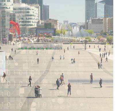 Solutions vidéo intelligentes pour milieux urbains
