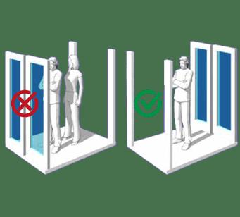 Unik 3D détection d'unicité de présence