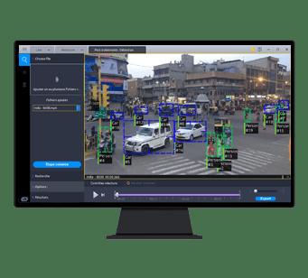 Solution d'analyse vidéo avec GO'IA