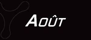 Août : Mise en ligne de notre nouveau site web